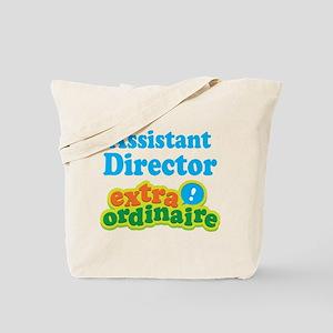 Assistant Director Extraordinaire Tote Bag