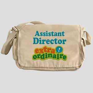 Assistant Director Extraordinaire Messenger Bag