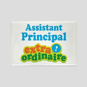 Assistant Principal Extraordinaire Rectangle Magne