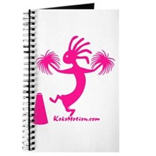 Kokopelli Cheerleader Journal