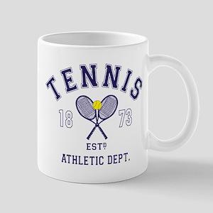 Tennis Est 1873 Mug
