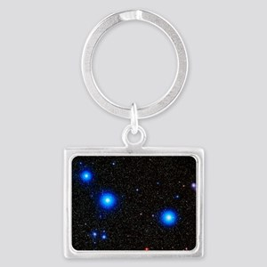 Stars - Landscape Keychain