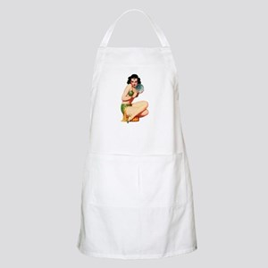 Pin-Up Girl Apron