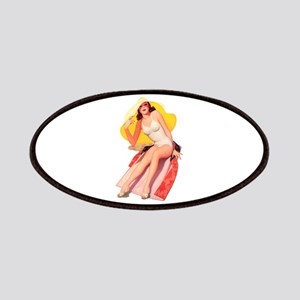 Pin-Up Girl Patches