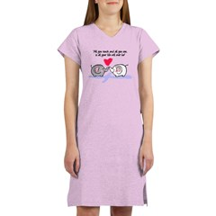 All you touch Women's Nightshirt