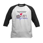 All you touch Kids Baseball Jersey