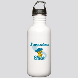 Neuroscience Chick #3 Stainless Water Bottle 1.0L