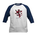 Scottish macnicol clan Baseball T-Shirt