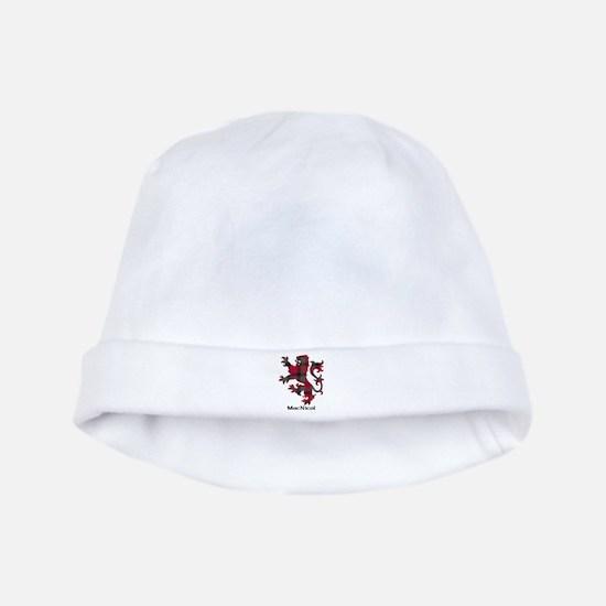 Lion - MacNicol baby hat