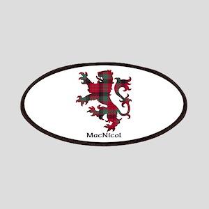 Lion - MacNicol Patches