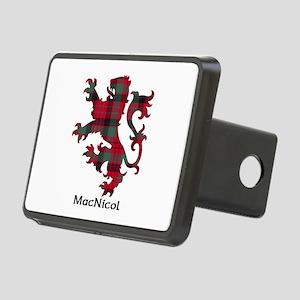 Lion - MacNicol Rectangular Hitch Cover