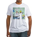 No Cavities? Fitted T-Shirt