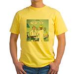 No Cavities? Yellow T-Shirt