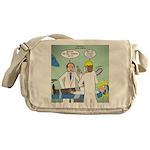 No Cavities? Messenger Bag