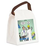 No Cavities? Canvas Lunch Bag