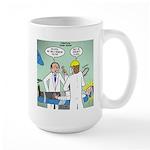 No Cavities? Large Mug