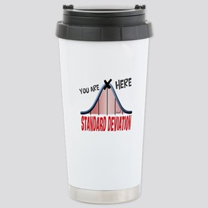 Deviation Stainless Steel Travel Mug