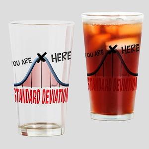 Deviation Drinking Glass