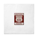Victorville Route 66 Queen Duvet