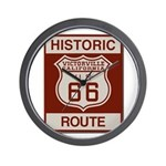 Victorville Route 66 Wall Clock