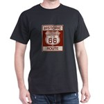 Victorville Route 66 Dark T-Shirt