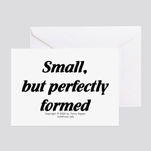 Small/Perfect Greeting Cards (Pk of 10)