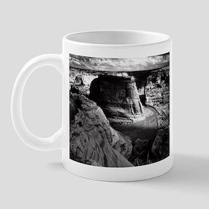Ansel Adams Arizona Canyon Mug