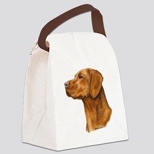 Hungarian Vizsla Canvas Lunch Bag