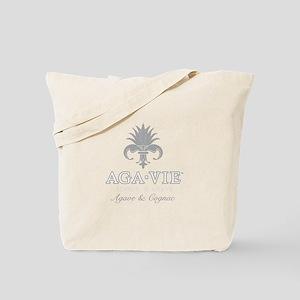 AGA•VIE Logo Tote Bag