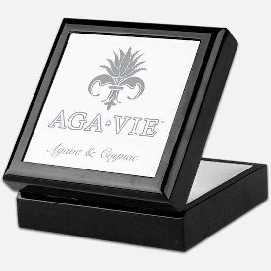 AGA•VIE Logo Keepsake Box