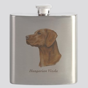 Hungarian Vizsla Flask