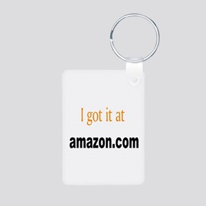 i got it at amazon.com Aluminum Photo Keychain