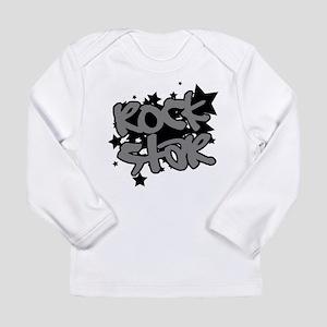 Rock Star Long Sleeve Infant T-Shirt