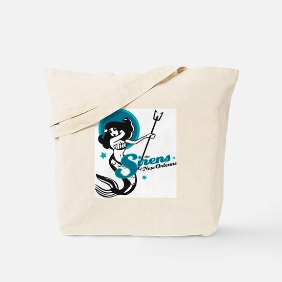 Cute Siren Tote Bag