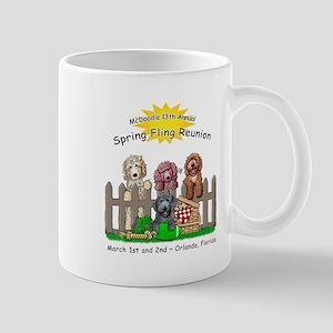 MC 12th Spring Fling 11 oz Ceramic Mug