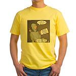 Home Sweet Home Yellow T-Shirt