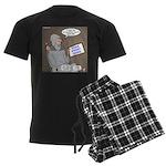 Home Sweet Home Men's Dark Pajamas