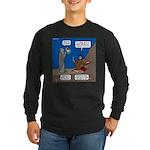 Led Zephaniah Long Sleeve Dark T-Shirt