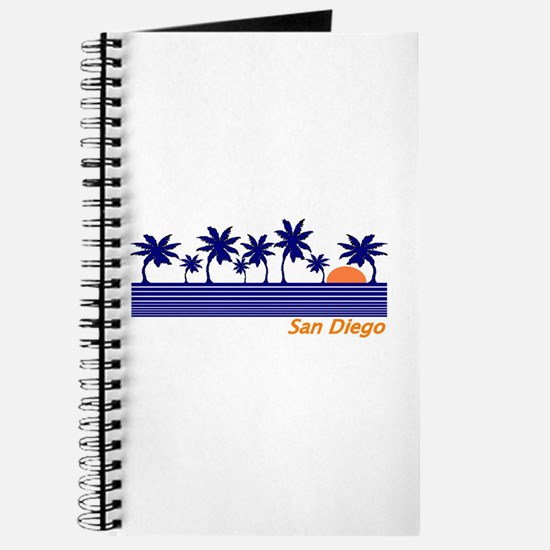 Funny California san diego Journal