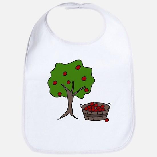 Apple Tree Bib