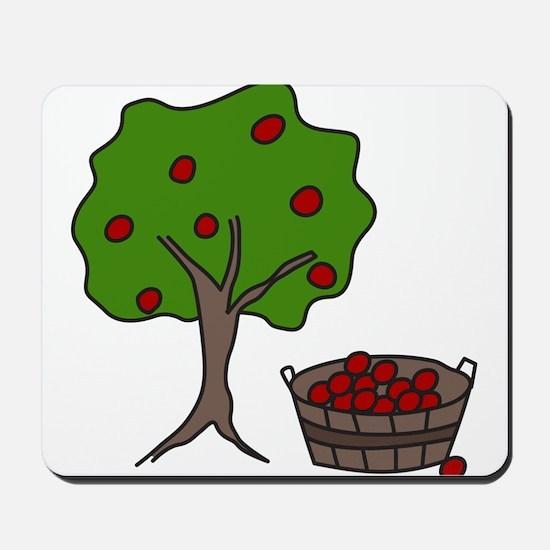 Apple Tree Mousepad