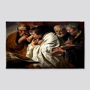 The Four Evangelists Area Rug