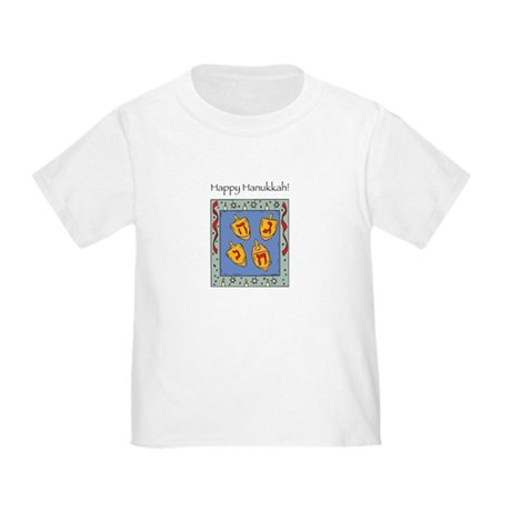 Happy Hannukah Toddler T-Shirt