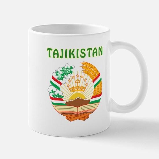 Tajikistan Coat of arms Mug