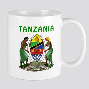 Tanzania Coat of arms Mug