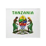 Tanzania Fleece Blankets