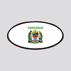 Tanzania Coat of arms Patches