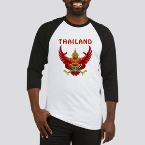 Thailand Coat of arms Baseball Jersey