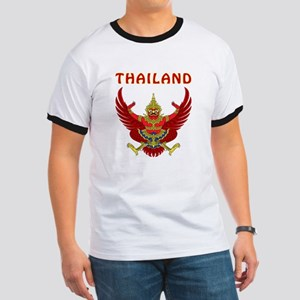Thailand Coat of arms Ringer T
