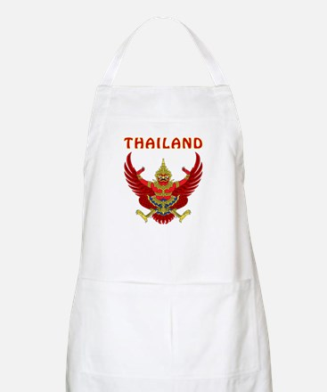 Thailand Coat of arms Apron